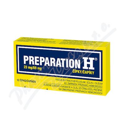 PREPARATION H