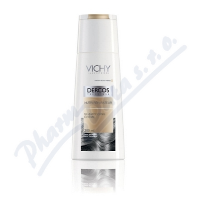 VICHY Dercos Nutri-Réparateur šamp.200ml M4804800