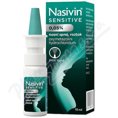 NASIVIN SENSITIVE 0,05%
