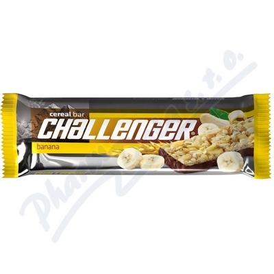 FIT Musli tyčinka Challenger banán a kakao 45g
