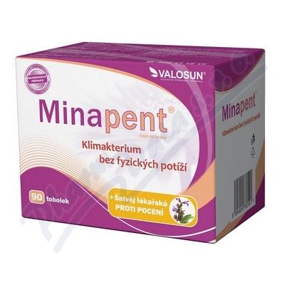 Minapent+šalvěj lékařská tob.90