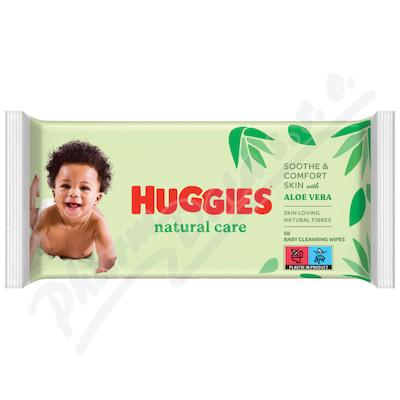 HUGGIES Natural Care Single 64ks