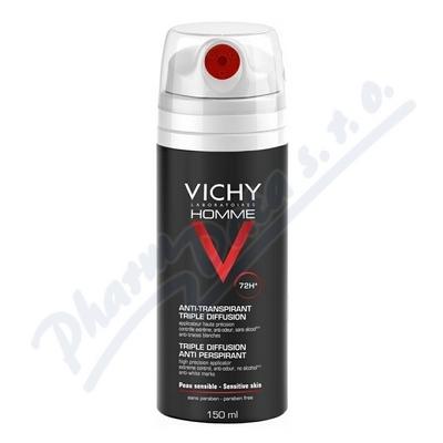 VICHY HOMME Deo spray 72H 150ml M0682600