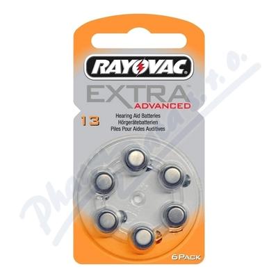 Baterie do naslouch.Rayovac Extra Adv.13/PR48 6ks