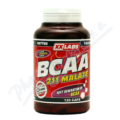 211 BCAA Malate cps.120