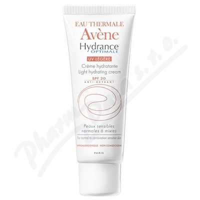 AVENE Hydrance Optimale UV 20 Legere 40ml
