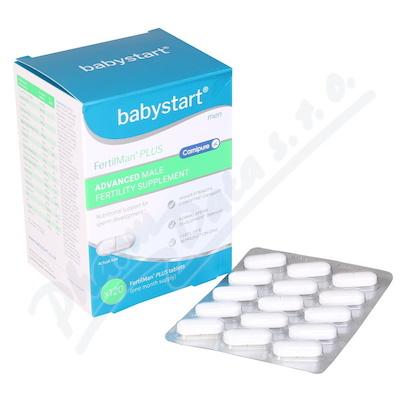 FertilMan Plus vitamíny pro muže tbl.120