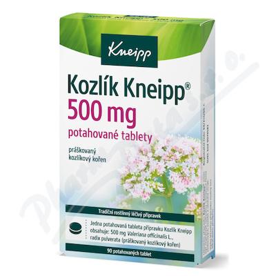 KOZLÍK KNEIPP