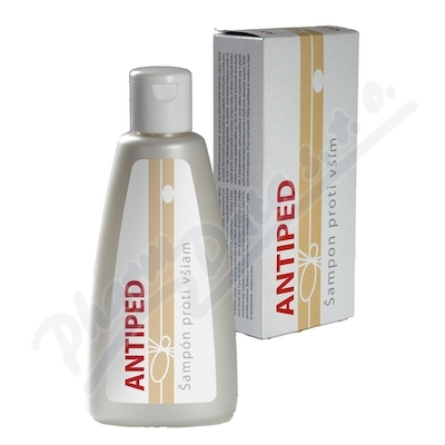Antiped šampon proti vším 200ml