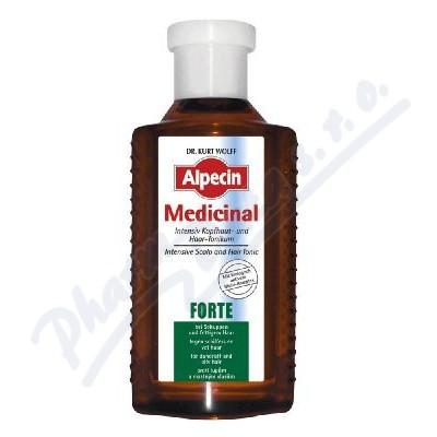 ALPECIN Medicinal Forte intenz.tonikum na vl.200ml