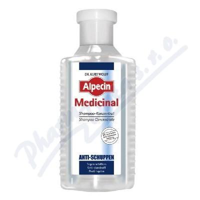 ALPECIN Medicinal koncentr.šampon proti lup.200ml