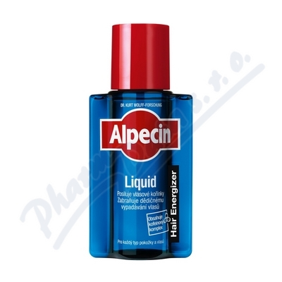 ALPECIN Hair Energizer-After Shampoo Liquid 200ml