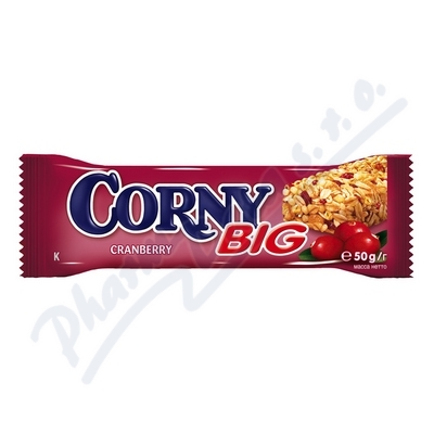 Corny Big msli tyčinka brusinková 50g