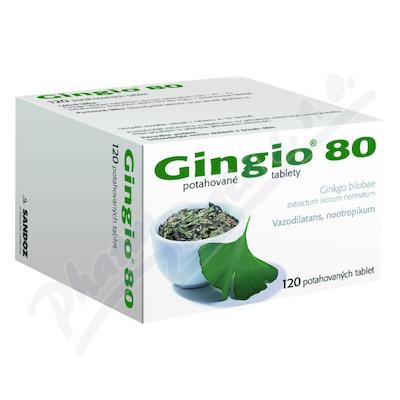 GINGIO 80