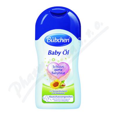 Bubchen Baby olej pro kojence 200ml