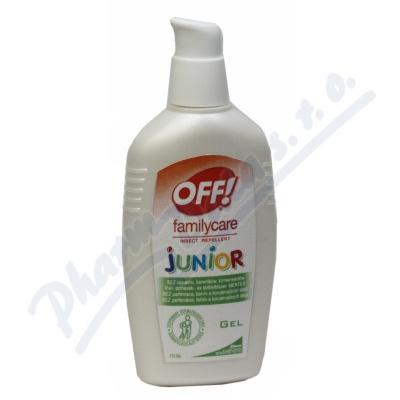 Off Family Care Junior gel 100 ml