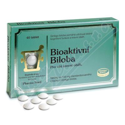 Bioaktivní Biloba tbl.60 (Bio-Biloba tbl.60)