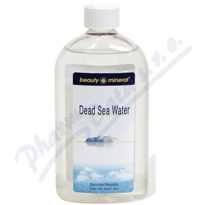 BLUE LINE BM Voda z Mrtvého moře 500ml na oš.nohou