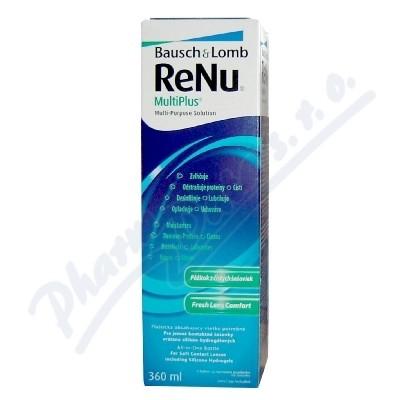 Bausch&Lomb ReNu MultiPlus Multi-Purpose Sol.360ml