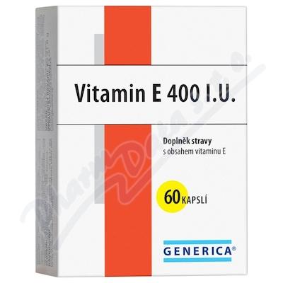 Vitamin E 400 mg Generica cps.60