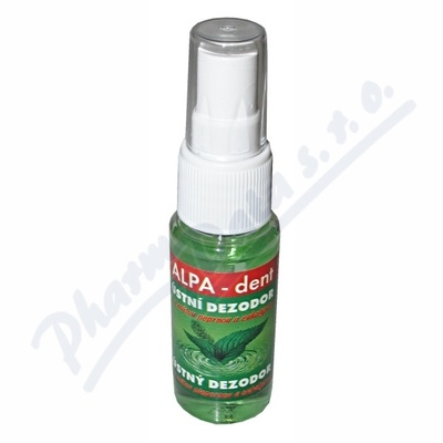 Alpa-dent ústní dezodor 30ml