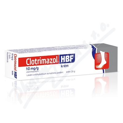 CLOTRIMAZOL HBF