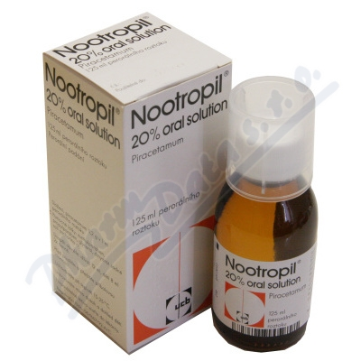 NOOTROPIL 20% ORAL SOLUTION
