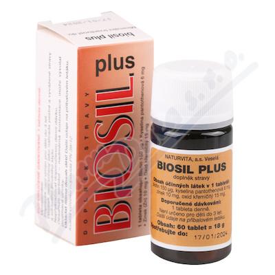 Biosil Plus tbl.60