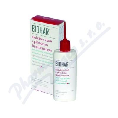 Biohar vlasový aktivátor 75ml