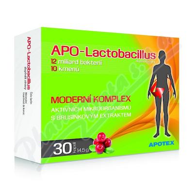 APO-Lactobacillus 10+ tbl.30