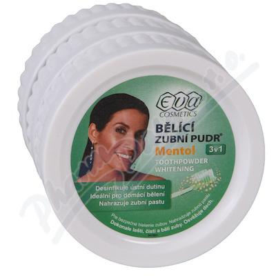 EVA Bělící zubní pudr-mentol 45g