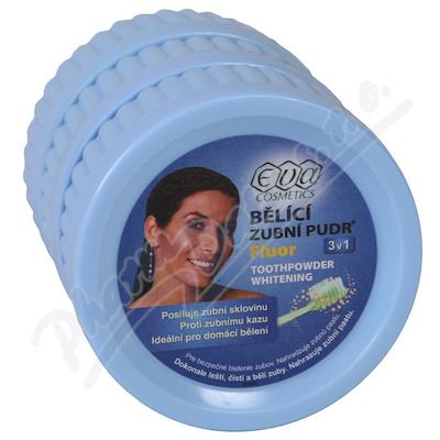 EVA Bělící zubní pudr-fluor 45g