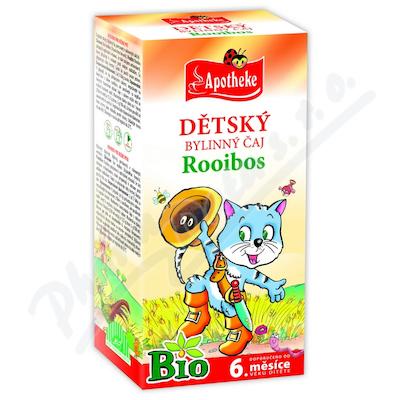 Apotheke Dětský čaj pro běžné pití 20x1.5g n.s.