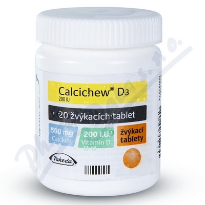 CALCICHEW D3