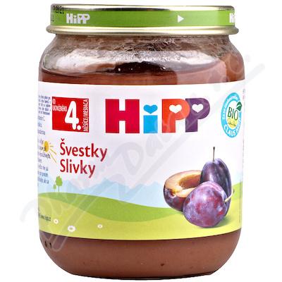 HIPP OVOCE švestky 125g