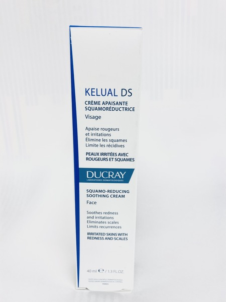 DUCRAY Kélual DS Zklidňující krém 40ml