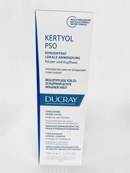 DUCRAY Kertyol PSO Keratoredukční krém 100ml