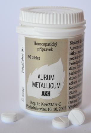 Aurum Metallicum AKH por tbl nob 60