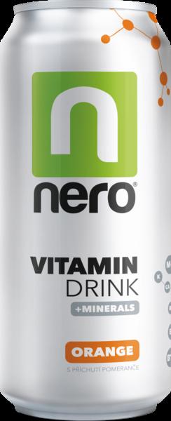 Nero Active pomeranč