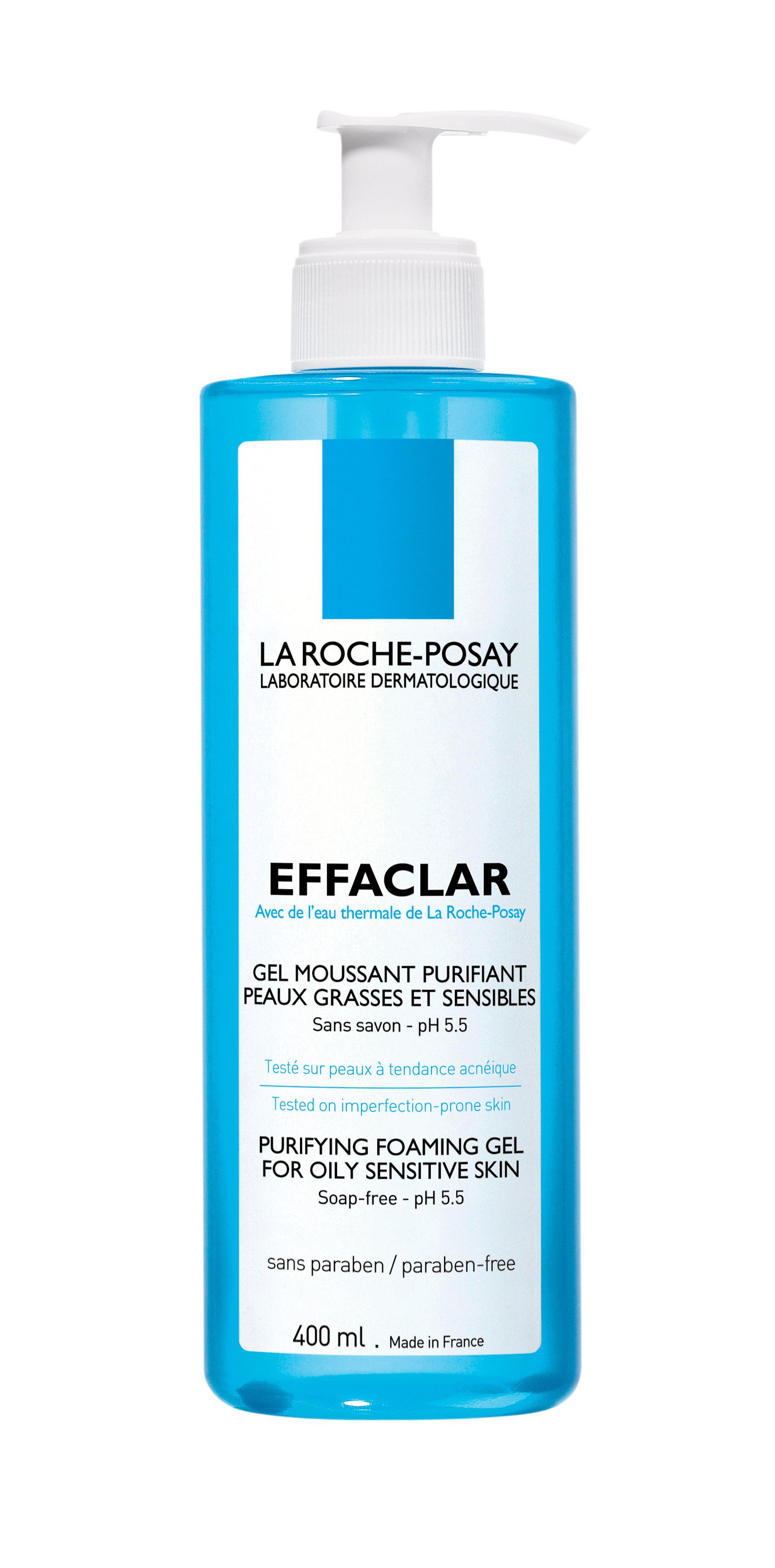 LA ROCHE Effaclar gel 400ml VCZ91230