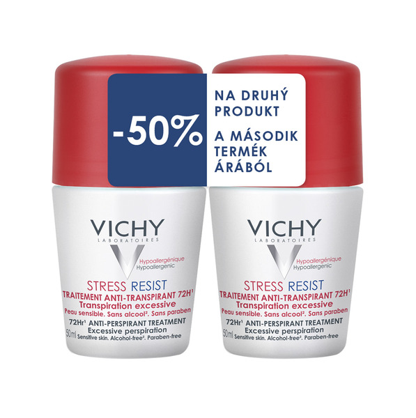VICHY DEO stress resist DUO  roll-on 2x50ml