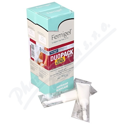 ABC Femigel 4x5ml DUOPACK