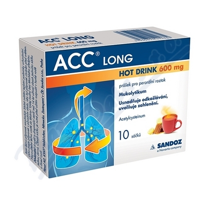 ACC LONG HOT DRINK