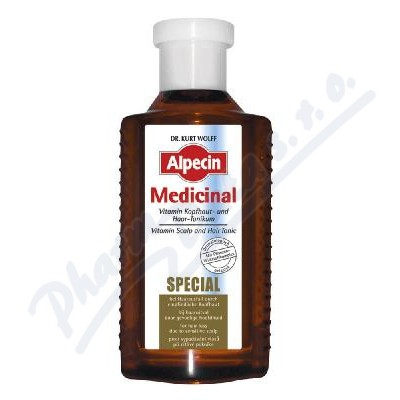 ALPECIN Medicinal Special vitam.tonikum na vl200ml