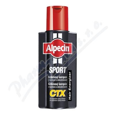 ALPECIN SPORT Kofeinový šampon CTX 250ml