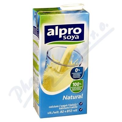 EMCO Sojový přírodní nápoj s vápníkem 1l