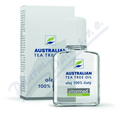ALTERMED Australian Tea Tree Oil 100% 10ml