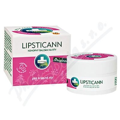 Lipsticann konopný balzám (rty opary koutky) 15ml