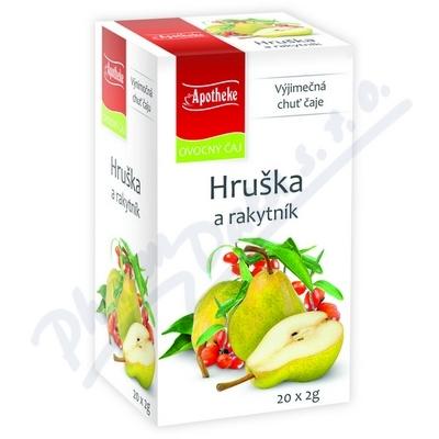 Apotheke Hruška a rakytník 20x2g n.s.