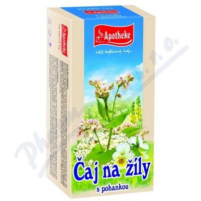 Apotheke Čaj na žíly 20x1.5g n.s.